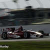 March 29:  Scott Dixon during Verizon IndyCar series qualifying for the Firestone Grand Prix of St. Petersburg.