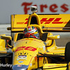 March 30: Ryan Hunter-Reay during the Firestone Grand Prix of St. Petersburg Verizon IndyCar series race.