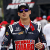 March 28: Graham Rahal during Verizon IndyCar series practice for the Firestone Grand Prix of St. Petersburg.
