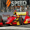 March 30: Sebastian Saavedra during the Firestone Grand Prix of St. Petersburg Verizon IndyCar series race.