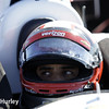 March 30: Juan Montoya during prerace warm-up for the Verizon IndyCar series Firestone Grand Prix of St. Petersburg.