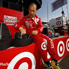 March 29:  Tony Kanaan during Verizon IndyCar series qualifying for the Firestone Grand Prix of St. Petersburg.