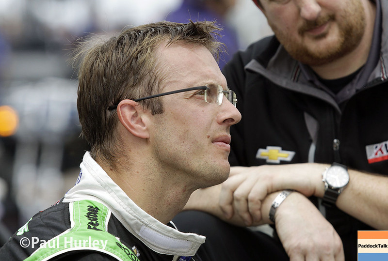 March 28: Sebastien Bourdais during Verizon IndyCar series practice for the Firestone Grand Prix of St. Petersburg.