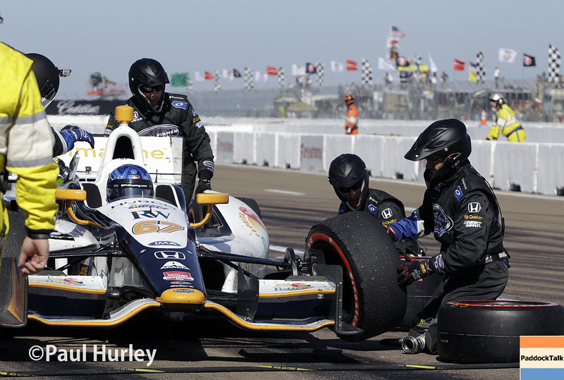 March 30: Josef Newgarden during the Firestone Grand Prix of St. Petersburg Verizon IndyCar series race.