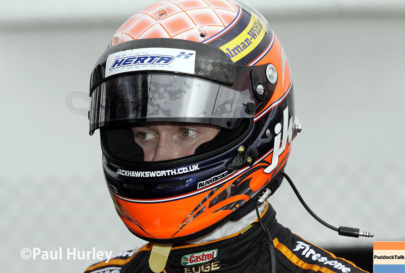 March 29:  Jack Hawksworth during Verizon IndyCar series qualifying for the Firestone Grand Prix of St. Petersburg.