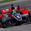 April 26: Sage Karam during the Honda Indy Grand Prix of Alabama.