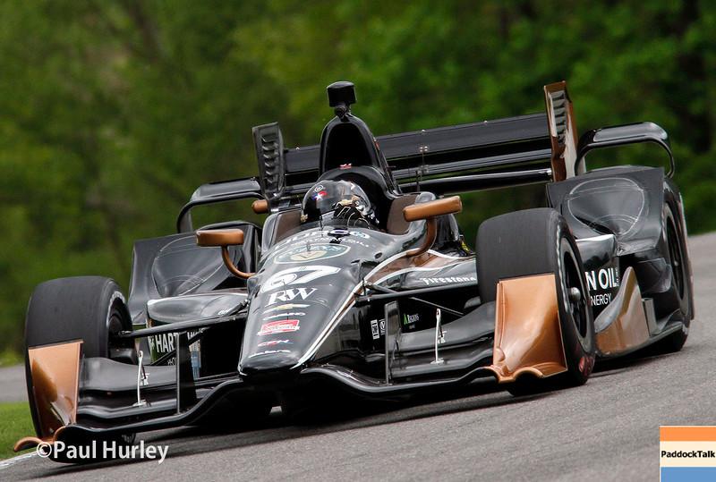 Josef Newgarden wins the the Honda Indy Grand Prix of Alabama.