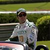 April 26: Luca Filippi before the Honda Indy Grand Prix of Alabama.