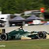 April 26: Luca Filippi during the Honda Indy Grand Prix of Alabama.