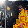 May 30: Ryan Hunter-Reay during the Chevrolet Dual in Detroit.