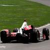May 24: Juan Pablo Montoya during the 99th Indianapolis 500.