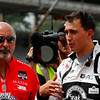 May 16-17: Bobby Rahal and Graham Rahal during qualifications for the 99th Indianapolis 500.