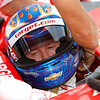 May 16-17: Scott Dixon during qualifications for the 99th Indianapolis 500.