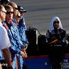 July 17-18: Tony Kanaan and crew before the Iowa Corn 300.