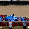 August 1-2: Tony Kanaan at the Honda Indy 200 at Mid-Ohio.
