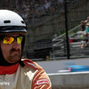 May 29: Pit fireman during the 100th Running of the Indianapolis 500.
