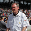 May 29: Johnny Rutherford before the 100th Running of the Indianapolis 500.