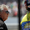 May 29: Mario Andretti during the 100th Running of the Indianapolis 500.
