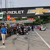 June 4-5:  Pit activity before the Chevrolet Detroit Belle Isle Grand Prix.
