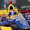 June 4-5: Alexander Rossi during the Chevrolet Detroit Belle Isle Grand Prix.