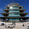 May 13-14: The pagoda at the Angie's List Grand Prix of Indianapolis.
