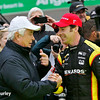 May 13-14: Roger Penske and Simon Pagenaud at the Angie's List Grand Prix of Indianapolis.