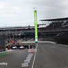 May 13-14: The pylon at the Angie's List Grand Prix of Indianapolis.