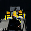 May 13-14: Marco Andretti's nose wing at the Angie's List Grand Prix of Indianapolis.