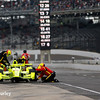 May 13-14: Simon Pagenaud pit stop at the Angie's List Grand Prix of Indianapolis.