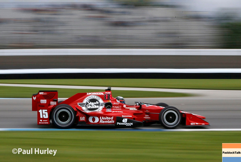 May 13-14: Graham Rahal at the Angie's List Grand Prix of Indianapolis.