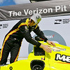 May 13-14: Simon Pagenaud at the Angie's List Grand Prix of Indianapolis.