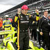 May 13-14: Simon Pagenaud win's the Angie's List Grand Prix of Indianapolis.