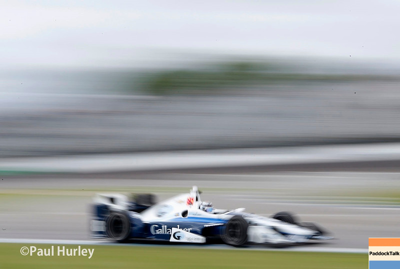 May 13-14: Max Chilton at the Angie's List Grand Prix of Indianapolis.