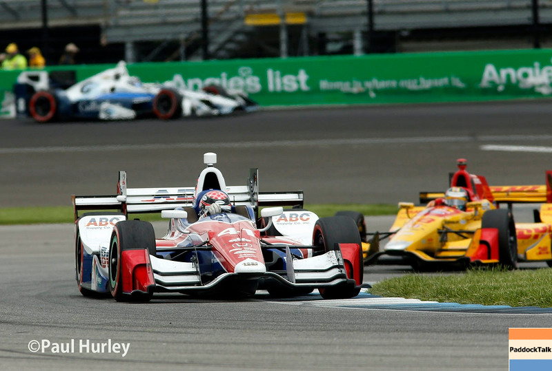 May 13-14: Track action at the Angie's List Grand Prix of Indianapolis.