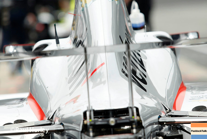 May 16-20: Juan Pablo Montoya during practice for the 100th running of the Indianapolis 500.