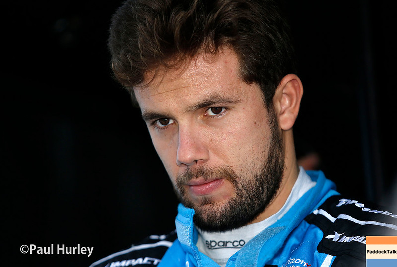 May 16-20: Carlos Munoz during practice for the 100th running of the Indianapolis 500.
