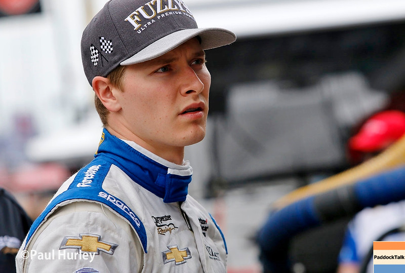 May 16-20: Josef Newgarden during practice for the 100th running of the Indianapolis 500.