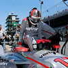 May 16-20: Will Power during practice for the 100th running of the Indianapolis 500.