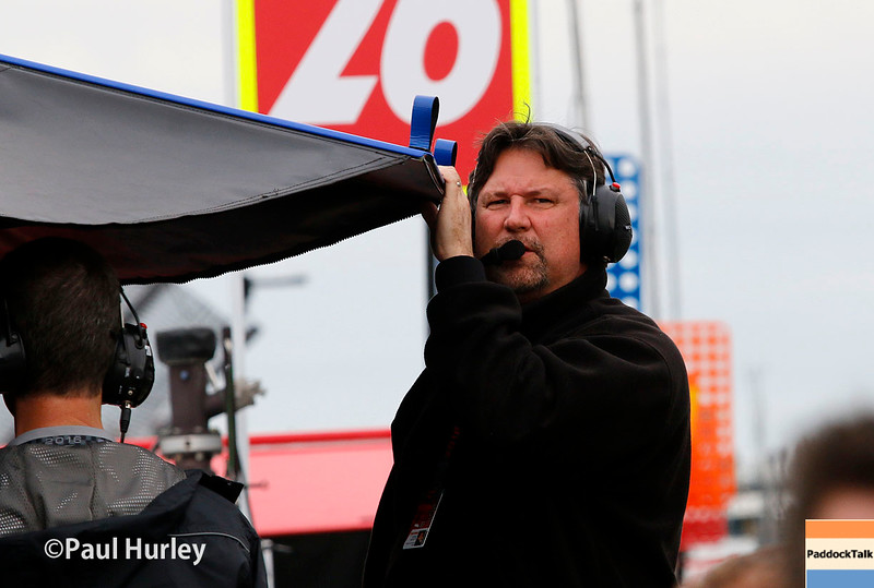 May 16-20: Michael Andretti during practice for the 100th running of the Indianapolis 500.