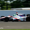 May 16-20: Conor Daly during practice for the 100th running of the Indianapolis 500.