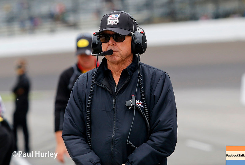 May 16-20: Rick Mears during practice for the 100th running of the Indianapolis 500.