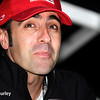 May 16-20: Dario Franchitti during practice for the 100th running of the Indianapolis 500.