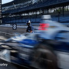 May 16-20: Max Chilton during practice for the 100th running of the Indianapolis 500.