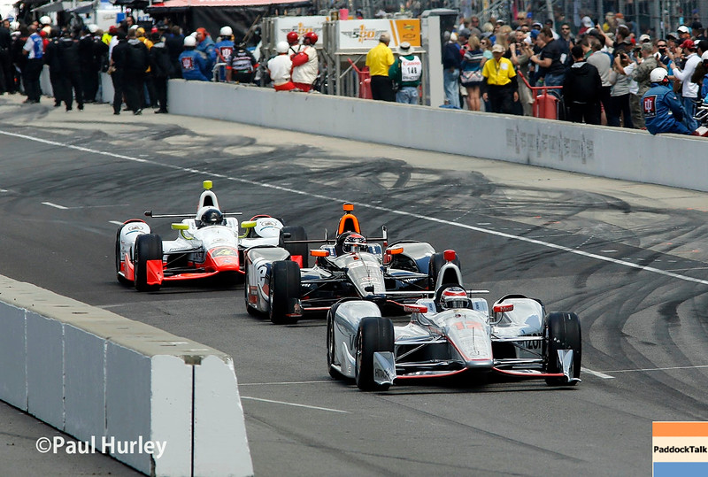 May 21-22:  Track acation during qualifications for the 100th running of the Indianapolis 500.
