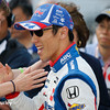 May 21-22: Takuma Sato during qualifications for the 100th running of the Indianapolis 500.