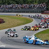 July 30-31:  The start of The Honda Indy 200 at Mid-Ohio.