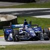 June 24-26: Spencer Pigot during the Verizon IndyCar Series Kohler Grand Prix at Road America.