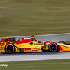 June 24-26: Ryan Hunter-Reay during the Verizon IndyCar Series Kohler Grand Prix at Road America.