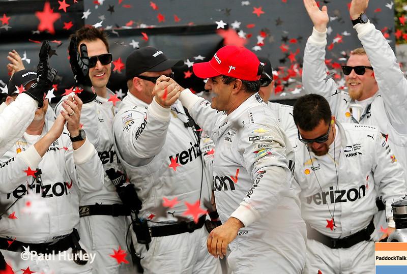 March 11-13:  Juan Pablo Montoya wins the Firestone Grand Prix of St. Petersburg.