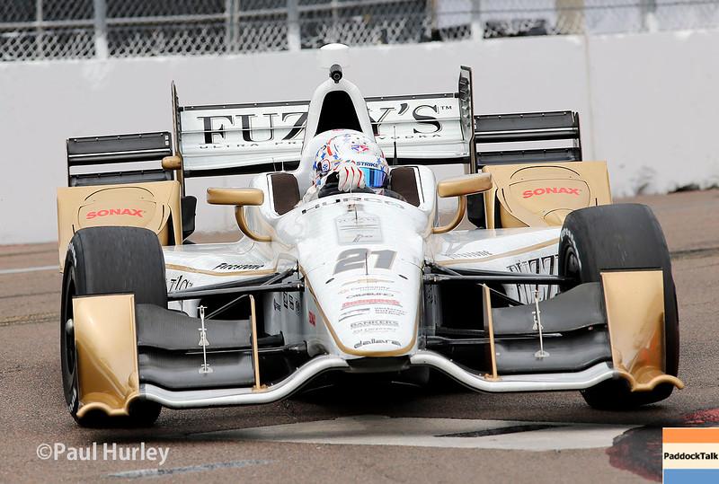March 11-13:  Josef Newgarden at the Firestone Grand Prix of St. Petersburg.